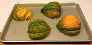 baked acorn squash 3