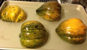 baked acorn squash 6