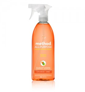 Green Cleaner Review: Method All Purpose Natural Surface Cleaner