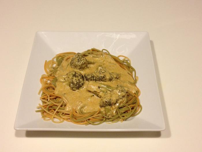 broccoli cajun pasta