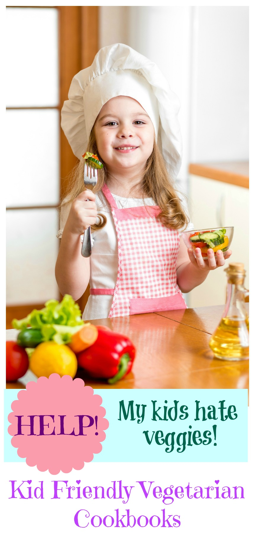 Looking for some Kid Friendly Vegetarian Cookbooks? Here are some of our favorite vegetarian cookbooks for making amazing kid friendly meals!