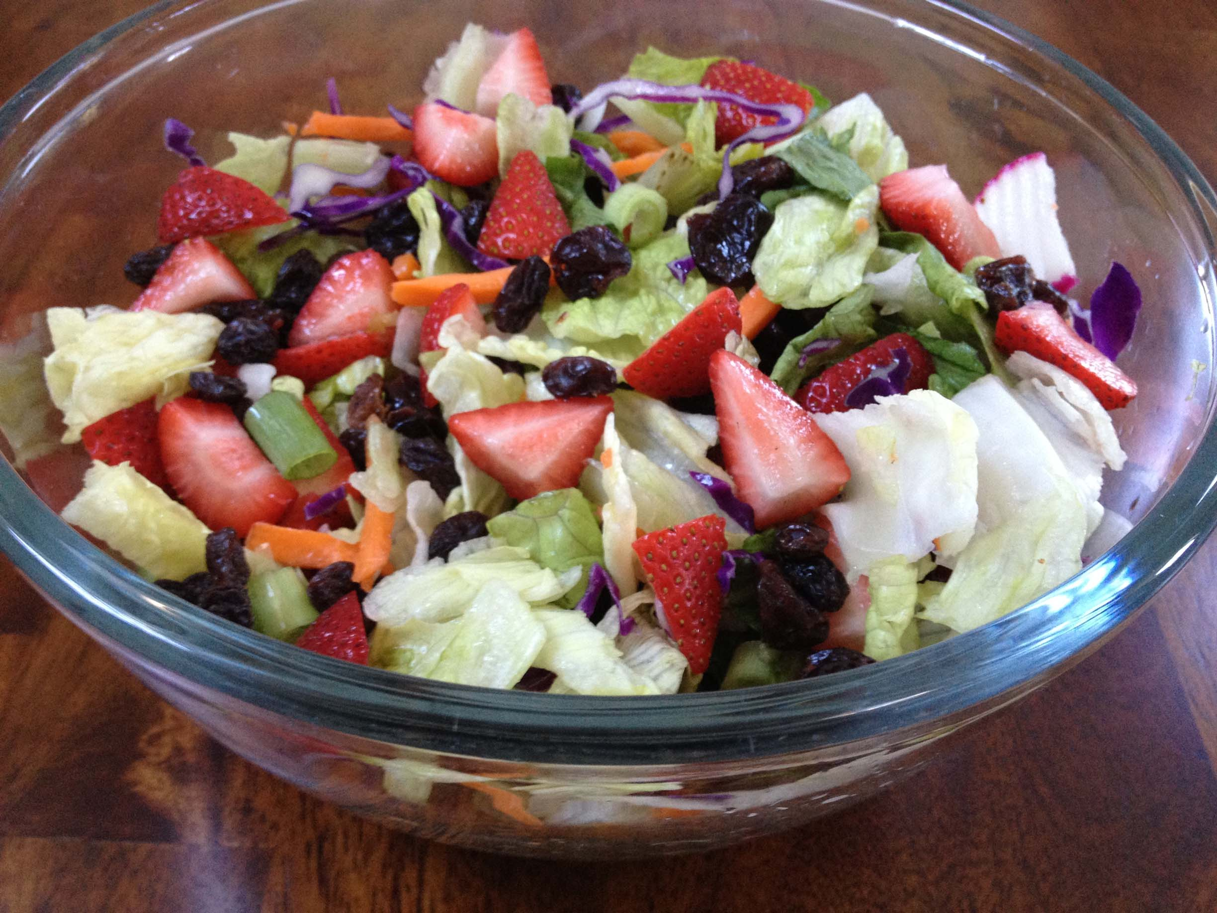 Caribbean Salads Ready To Go: Colorful Caribbean Salad