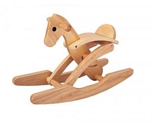 plan toys rocking horse tori