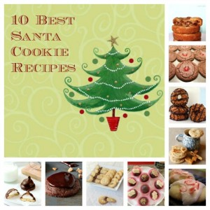 10 Best Santa Cookie Recipes