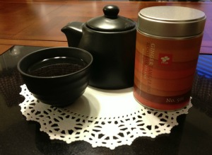 ITO EN's Ginger Tangerine Rooibos Tea Review