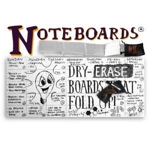 The Noteboards Review: Portable Dry Erase Board