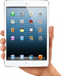 iPad Mini Giveaway Event