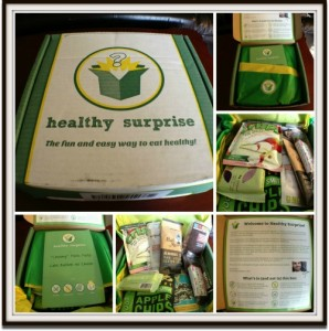 Healthy Surprise Box Review