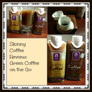 Skinny Coffee Review: Green Coffee on the Go
