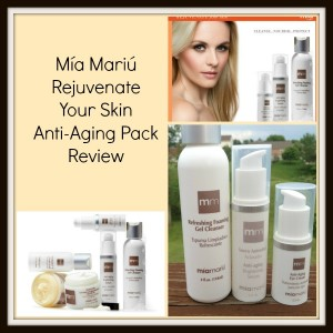 Mía Mariú Rejuvenate Your Skin Anti-Aging Pack Review
