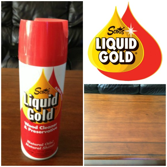 Scott's Liquid Gold Wood Cleaner Review