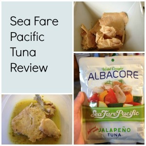 Sea Fare Pacific Tuna Review