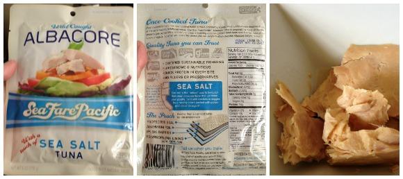 Sea Fare pacific tuna salt