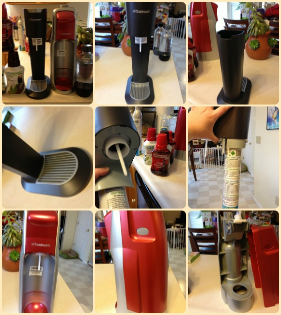 Sodastream how it works