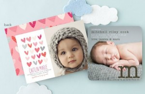 Baby Announcements & Shower Invitations with Tiny Prints