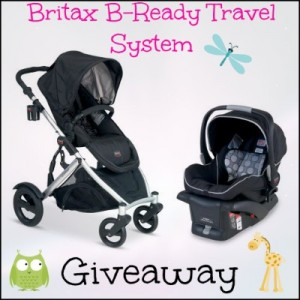 Britax Summer Travel Giveaway