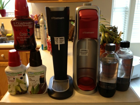 sodastream all