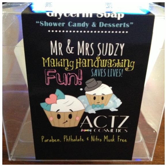 Actz Cupcake