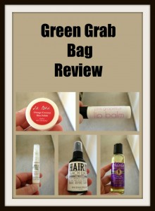 Green Grab Bag Review