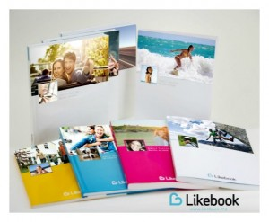Turning Online Memories into a Facebook Book with Likebook