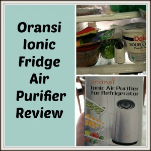 Oransi Ionic Fridge Air Purifier Review