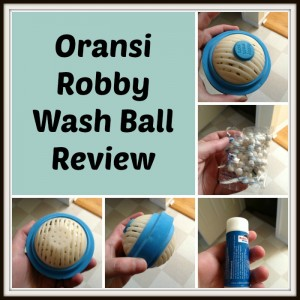 Oransi Robby Wash Ball Review