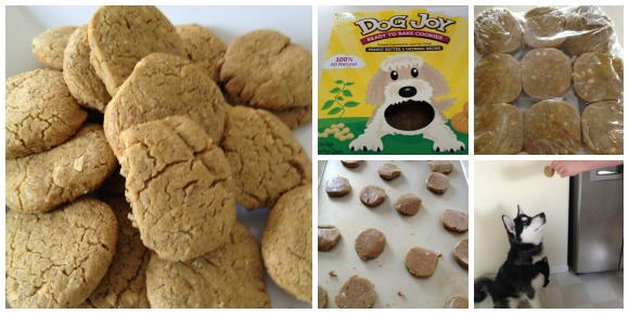 Dog Joy Dog Cookies