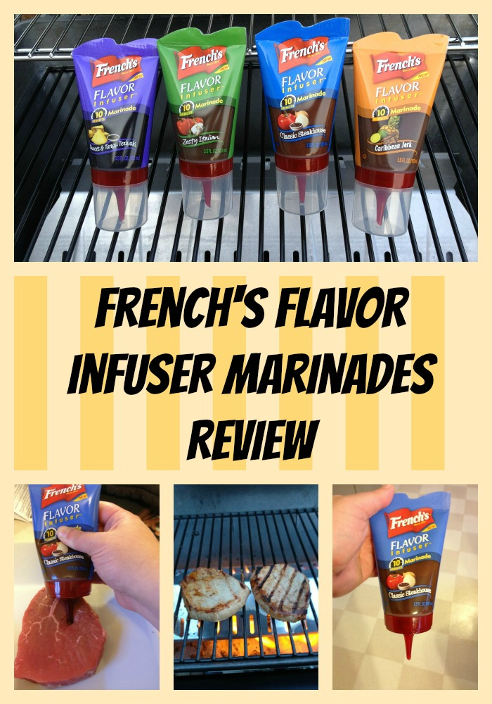French's Flavor Infuser Marinades Review