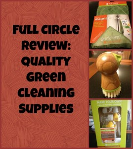 Full Circle Review: Quality Green Cleaning Supplies