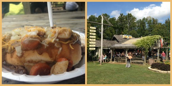 Ohio Renaissance Festival Food