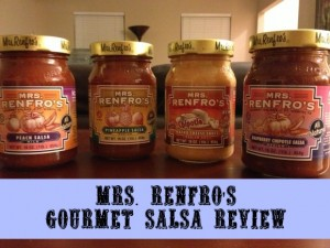 Mrs. Renfro's Salsa Review: All Natural Inexpensive Salsa