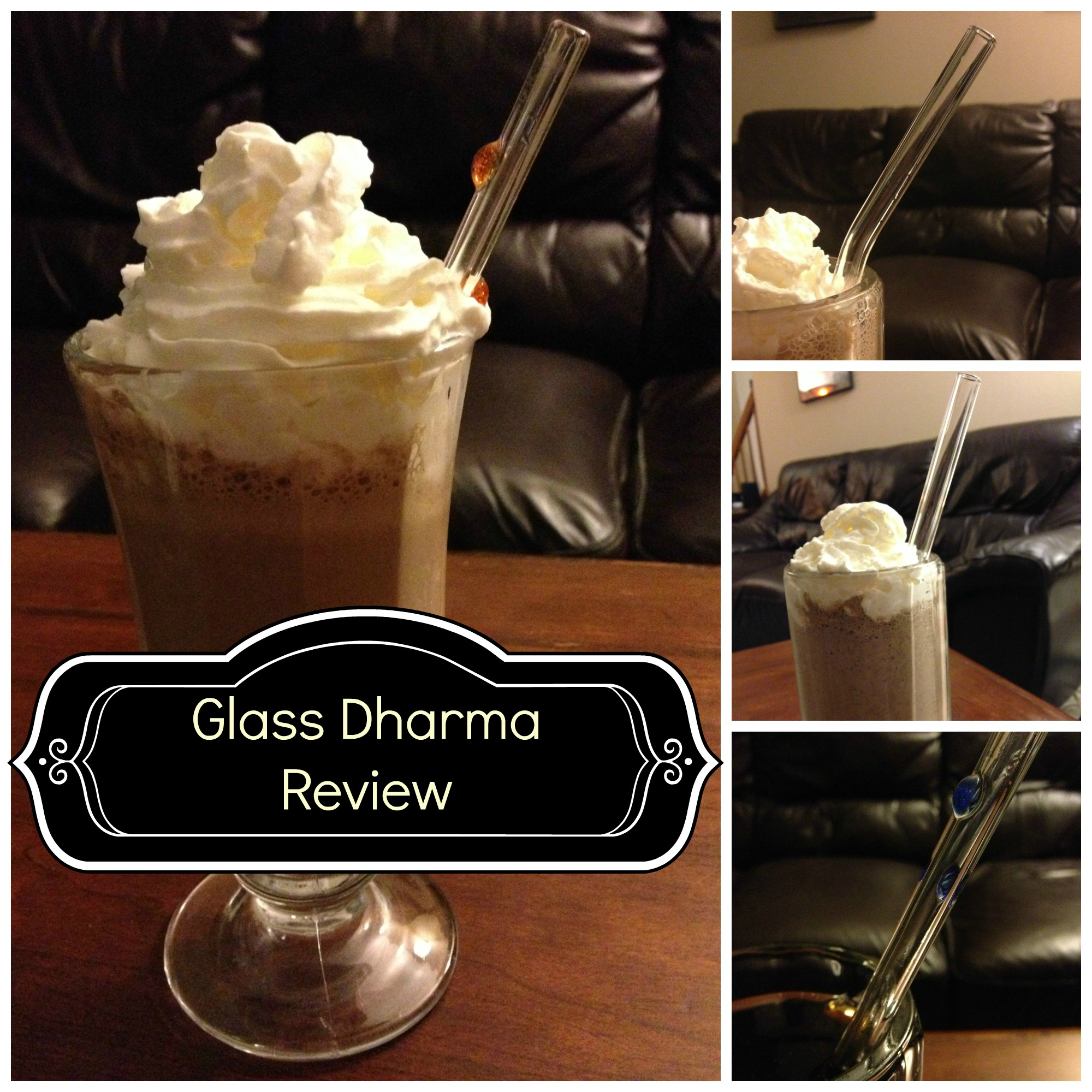 Glass Dharma: Saving the Environment with Glass Straws