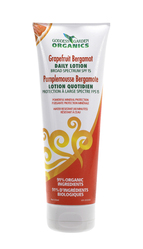 daily lotion grapefruit bergamot