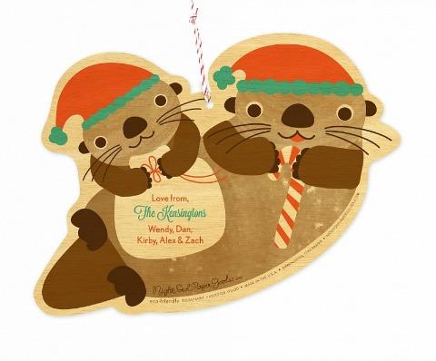 otter Christmas