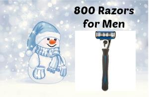 800 Razors Men