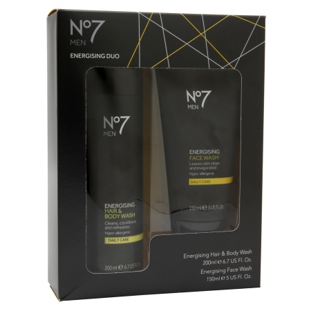 Boots No7 Men Gift Set