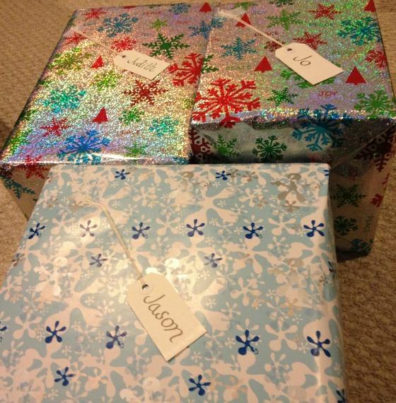 Jam Paper Christmas 1