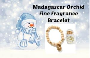 Madagascar Orchid Fine Fragrance Bracelet