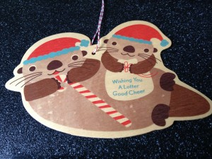 Night Owl Paper Goods Holiday Card Review