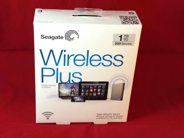 Seagate Wireless Plus Review