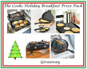 Cooks Holiday Breakfast Prize Pack Giveaway