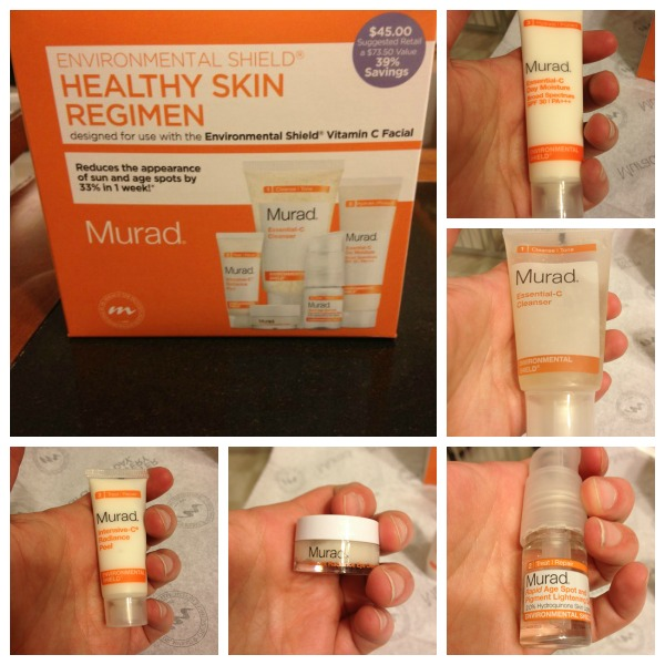 Healthy Skin Regiment 1