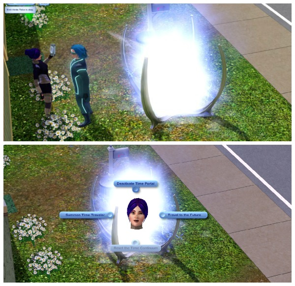 Sims Into the Future 2