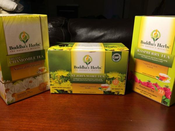 Buddha's Herb 1