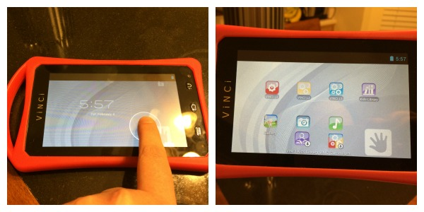 Vinci Learning tablet 3