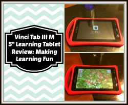 Vinci Tablet feature