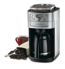 Cuisinart Fully Automatic Burr Grind & Brew Review
