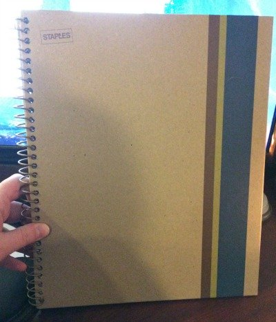sustainable Earth notebook