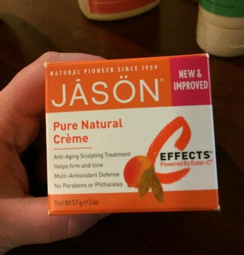 Jason natural creme