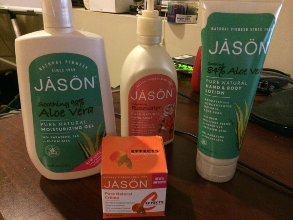 Jason's Review Products